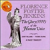 Florence Foster Jenkins CD cover